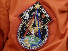 The STS-129 mission patch