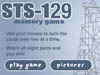 STS-129 Memory Game graphic