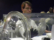 Image of Astronaut Glove Competition 2009