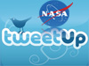 NASA Tweetup logo