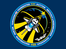 STS-131 crew patch