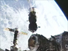 Expedition 21 Undocking