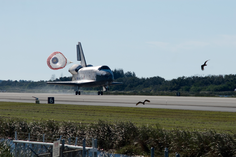space shuttle landing in houston - photo #36