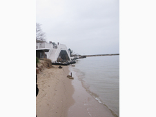 The beach cottages of the Neelds Estate neighborhood were some of the worst hit in Calvert County by Hurricane Ida�s storm surge.
