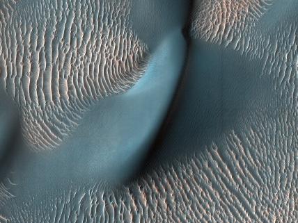 Proctor Crater, Mars