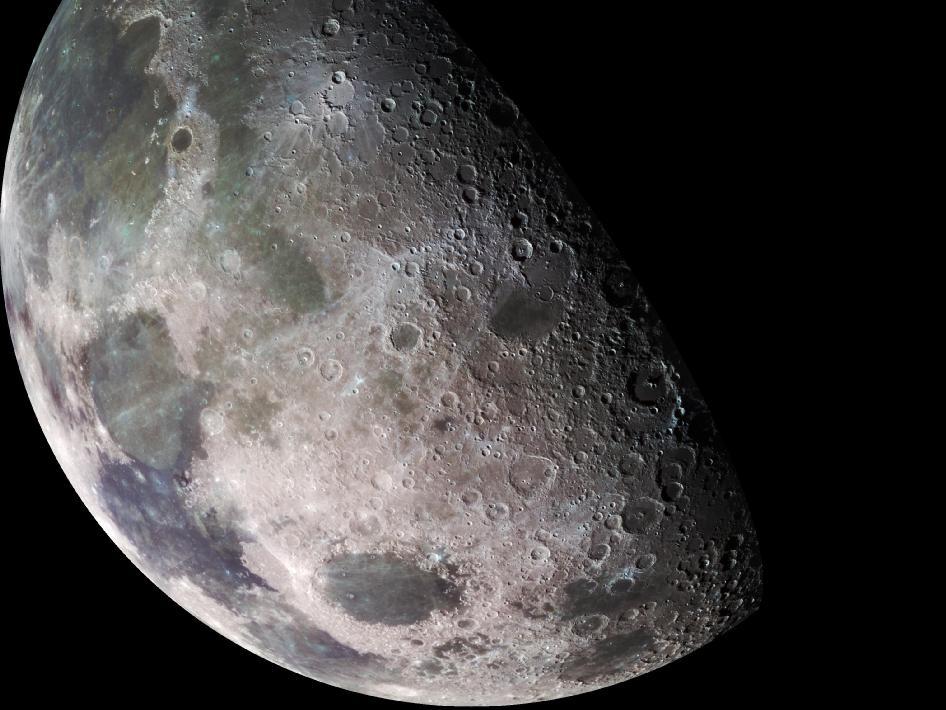 NASA - Earth's Moon