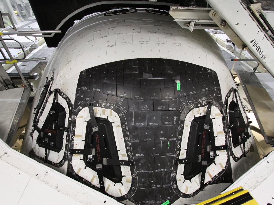 space shuttle window - photo #16