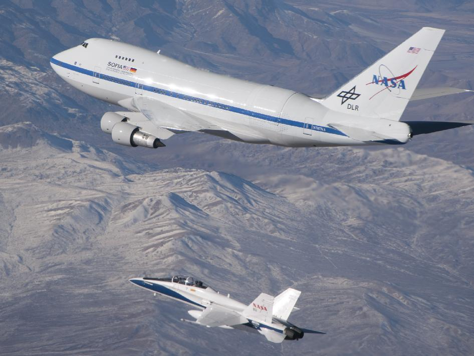 NASA Sofia Aircraft (page 2) - Pics about space