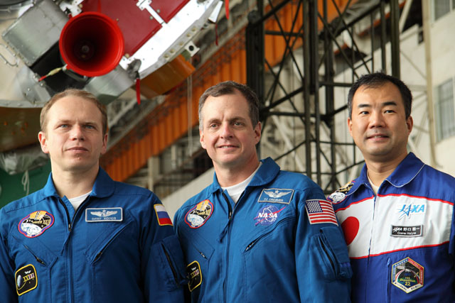 Expedition 22 crew