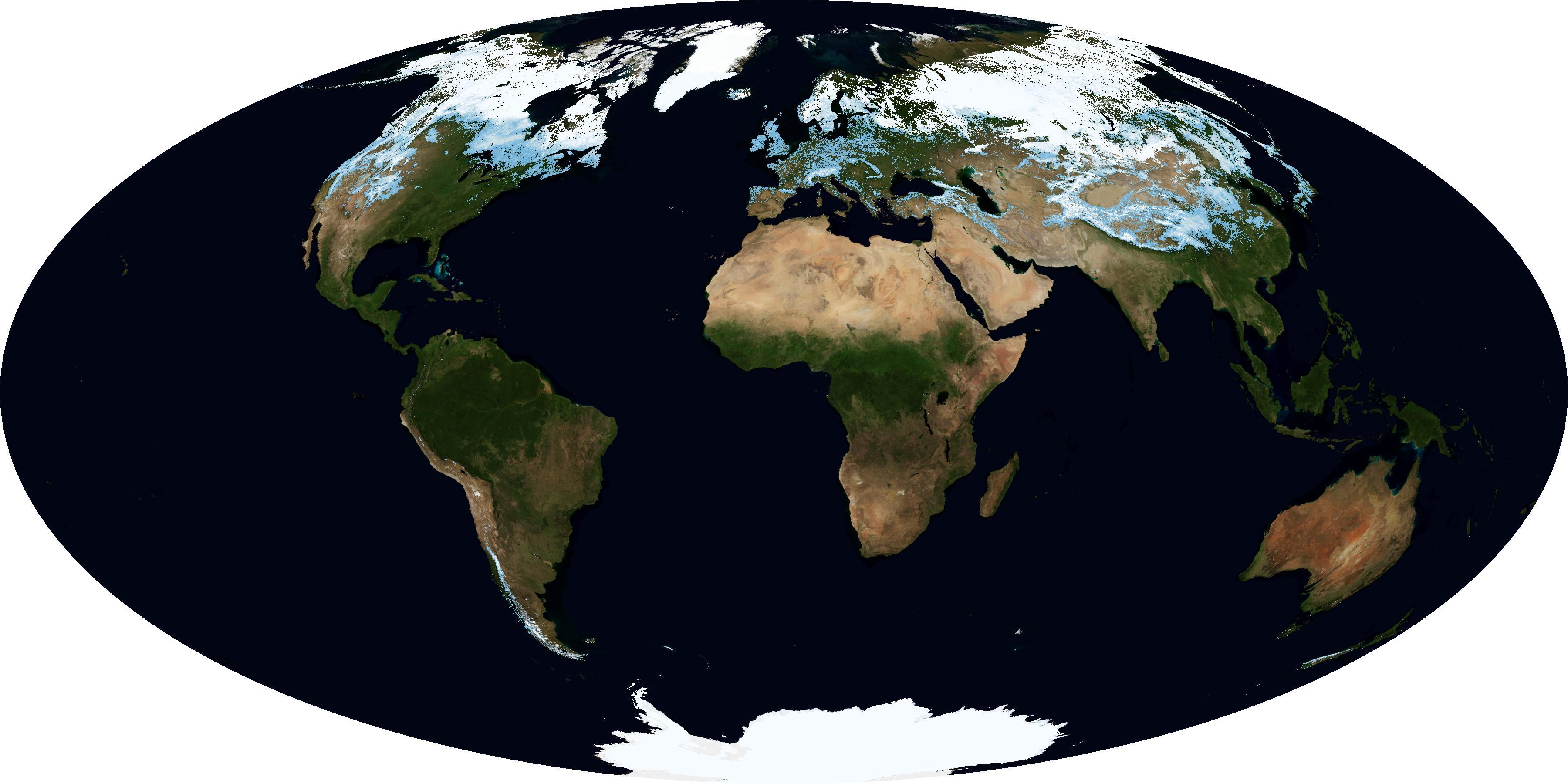 Día De La Tierra Según La Nasa Vea Fotos Canal Azul 24