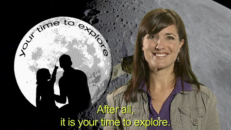 Your Time to Explore