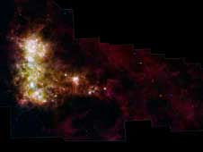 The infrared portrait of the Small Magellanic Cloud
