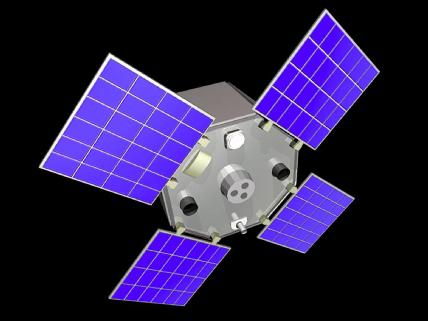 Active Cavity Radiometer Irradiance Monitor Satellite
