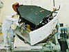 NASA's Wide Field and Planetary Camera 2 undergoes testing