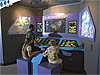 Children looking at a museum exhibit
