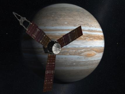 NASA Mission to Jupiter