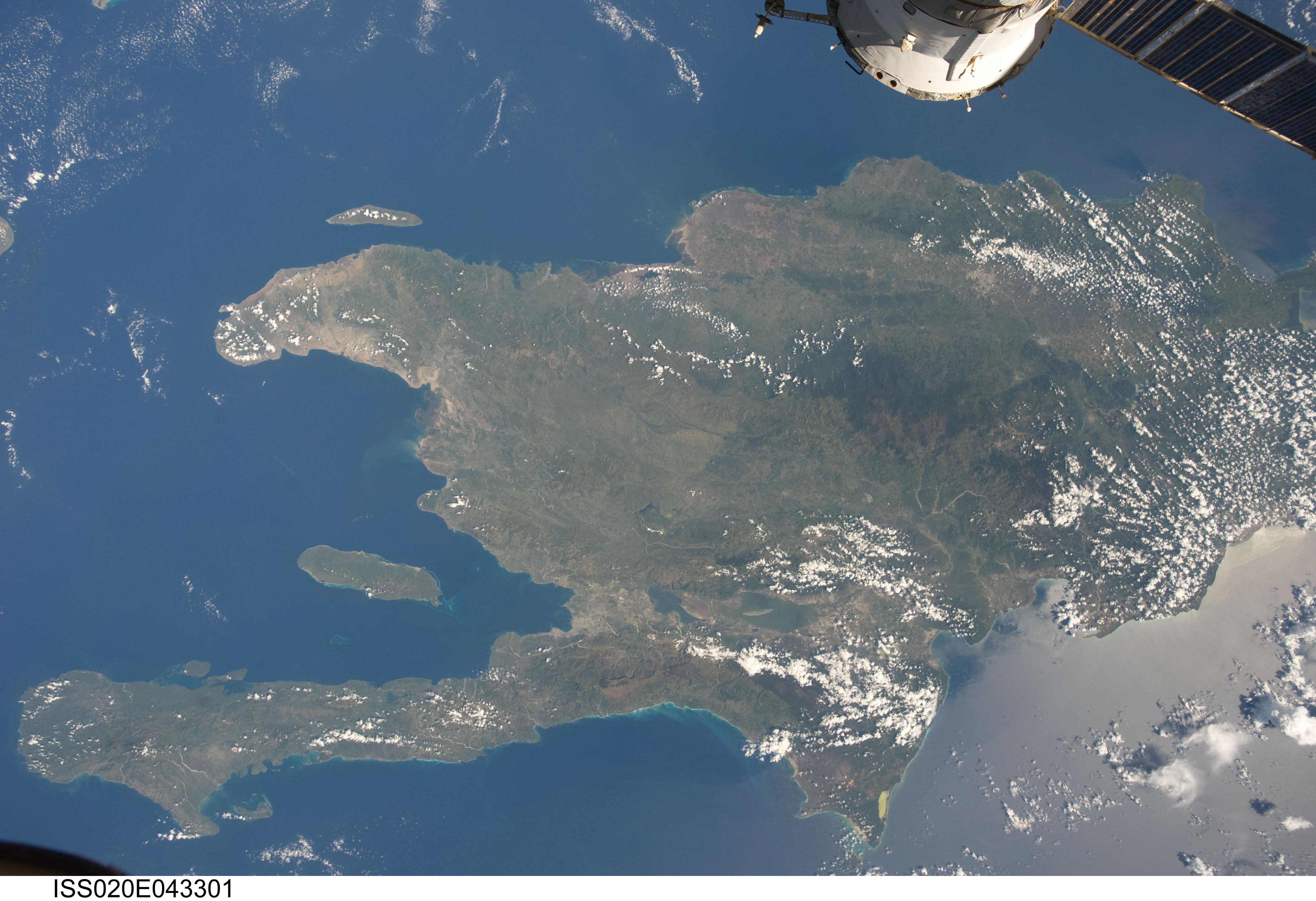 Nasa space station views of haiti view high resolution gumiabroncs Images