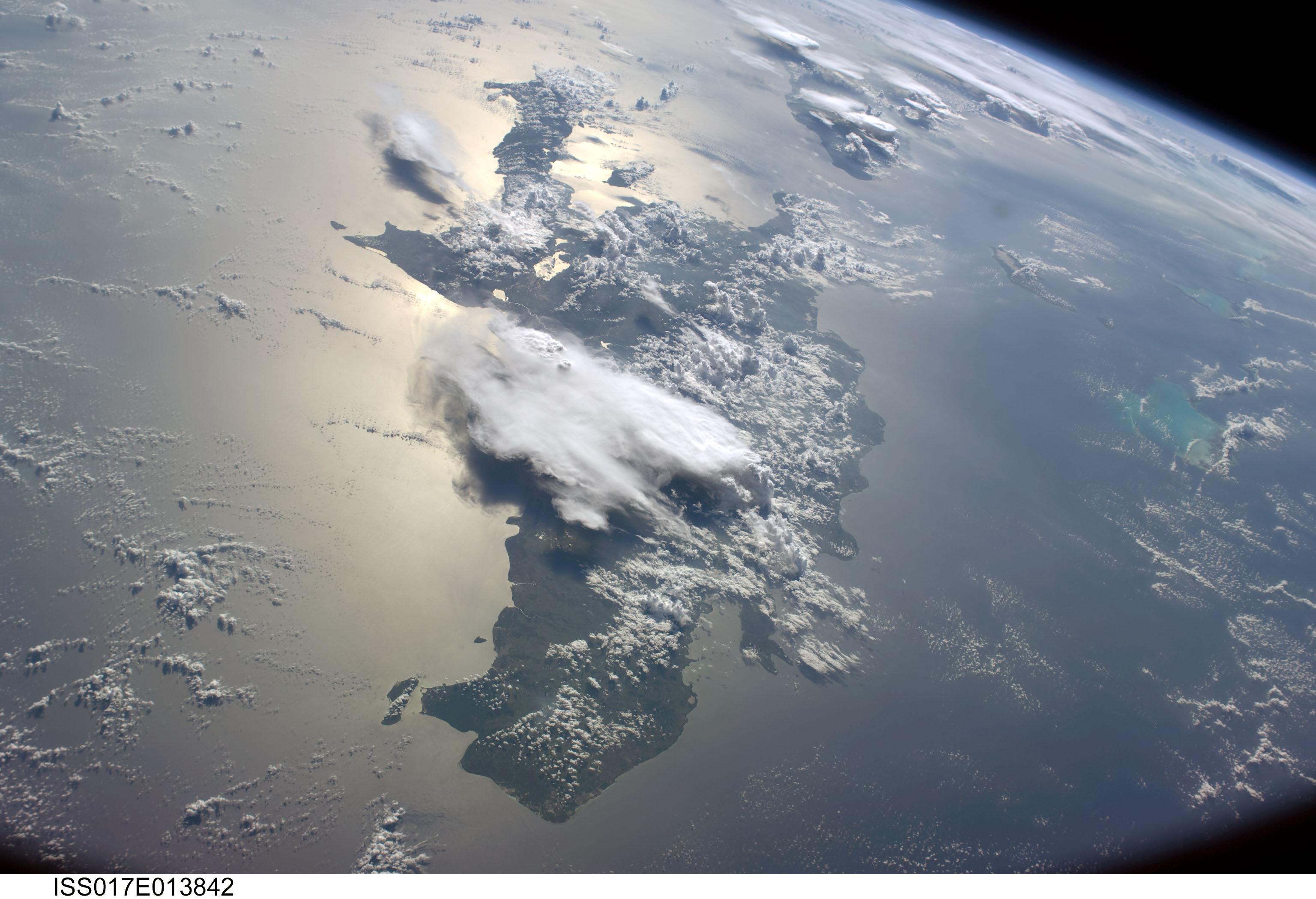 NASA - Space Station Views of Haiti