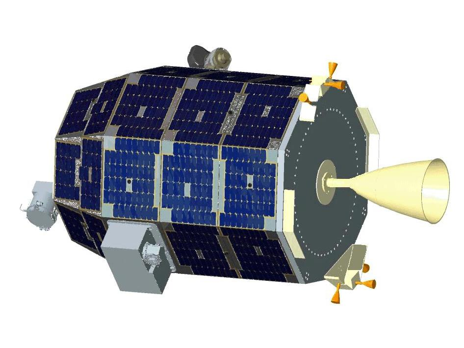 LADEE spacecraft
