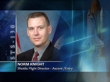 Norm Knight -- Ascent/Entry Shuttle Flight Director