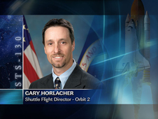 Gary Horlacher -- Orbit 2 Shuttle Flight Director