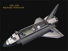 STS-130 Payload Overview
