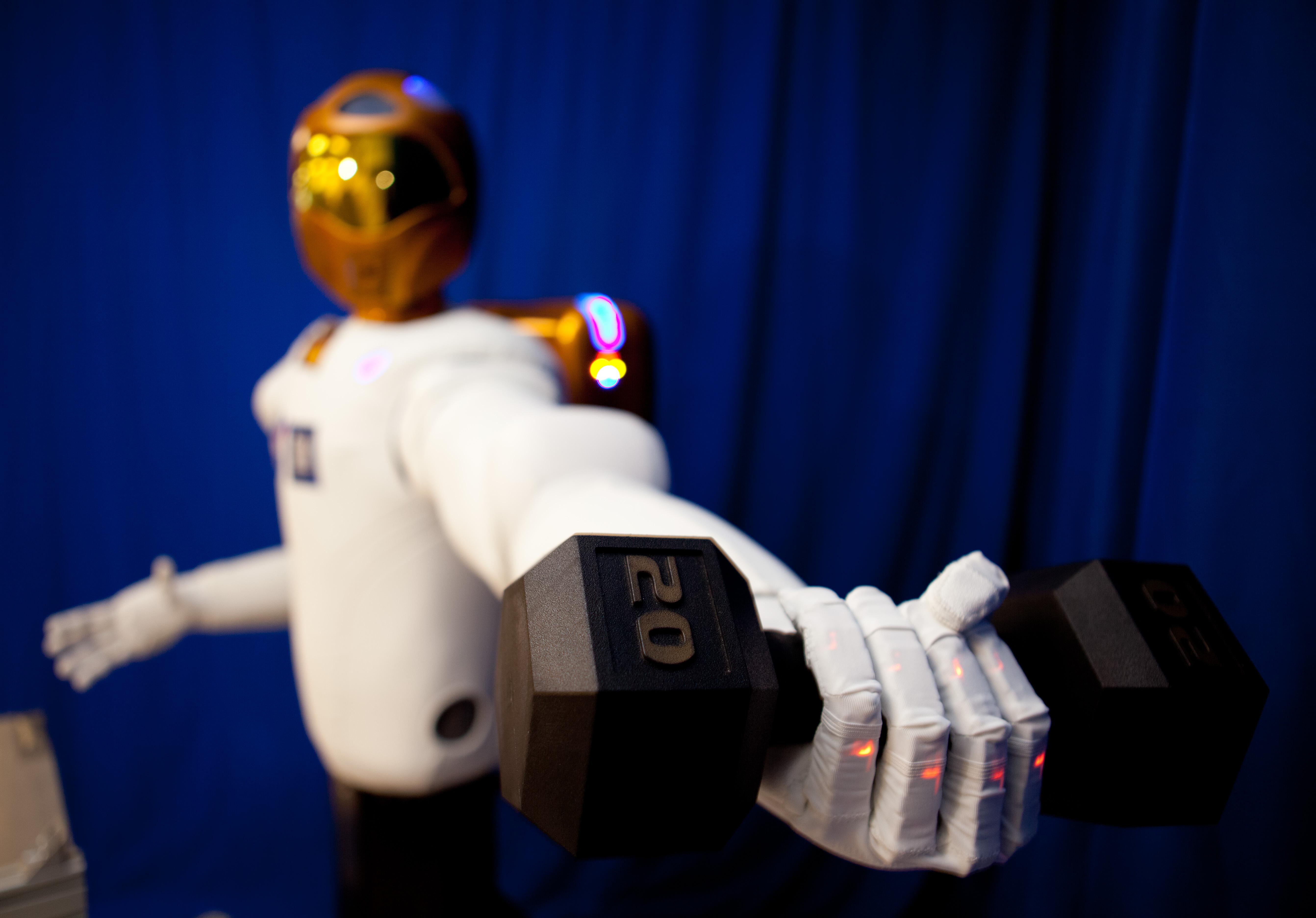 real space robots nasa - photo #6