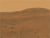 Image of Mars taken by Mars Exploration Rover Spirit