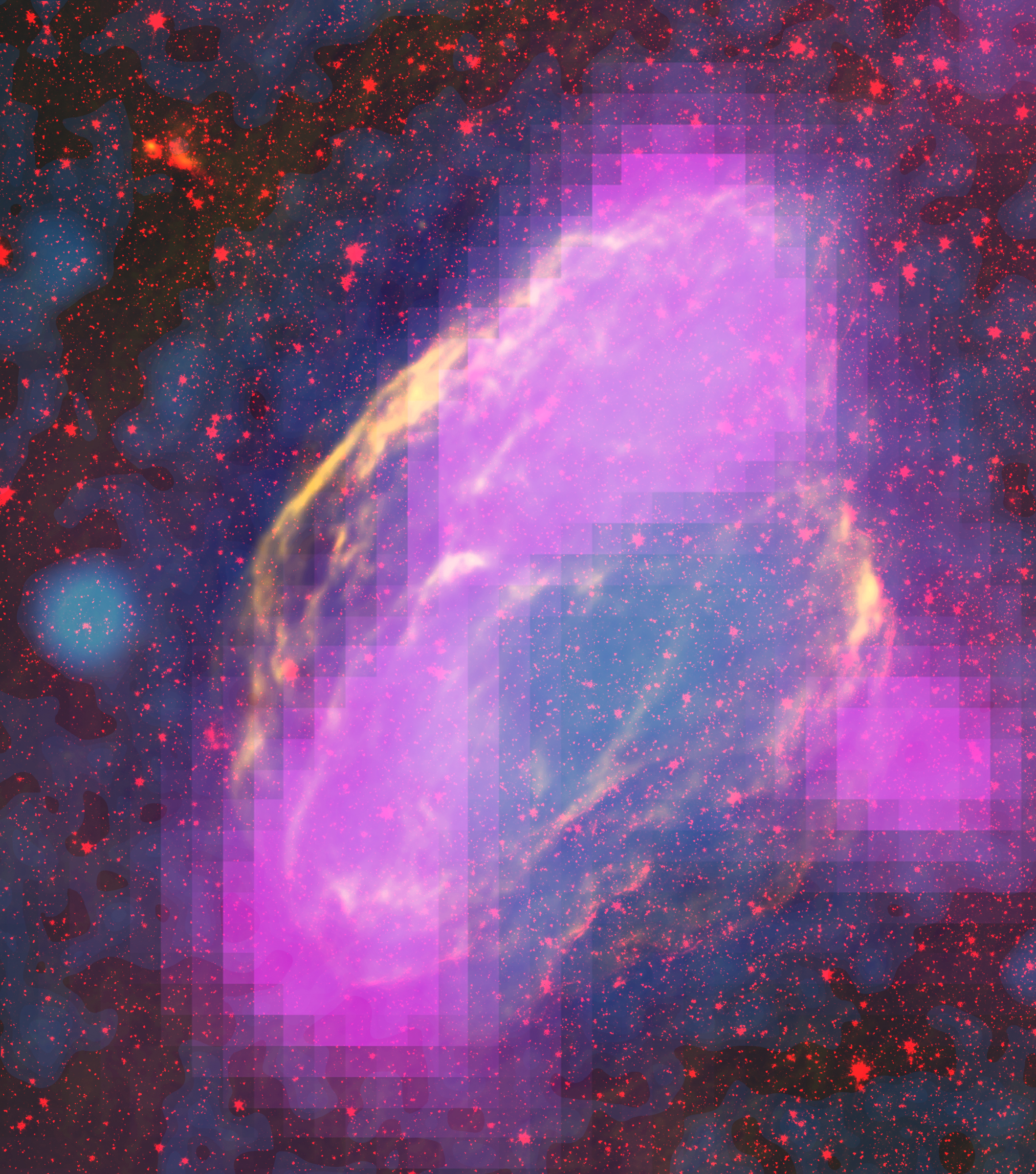 NASA - Fermi's Latest Gamma-ray Census Highlights Cosmic ...