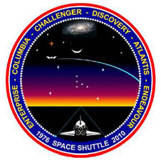 Third place SSP patch by Tim Gagnon