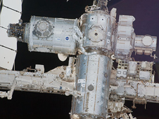 S130-E-012251 -- International Space Station