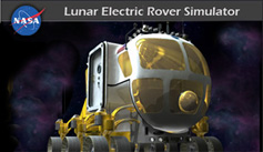 Lunar Exploration Rover Simulator