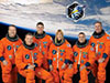 STS130-S-002 -- STS-130 crew members