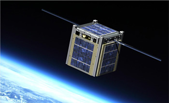 CubeSats are small sats for educational purposes