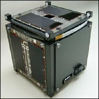CubeSat, NASA Photo - RF Cafe