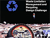 Cover of the Waste Limitation Management and Recycling Design Challenge Educator Guide