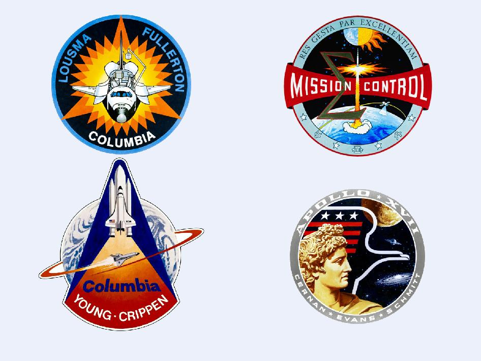 cool space mission patch - photo #8