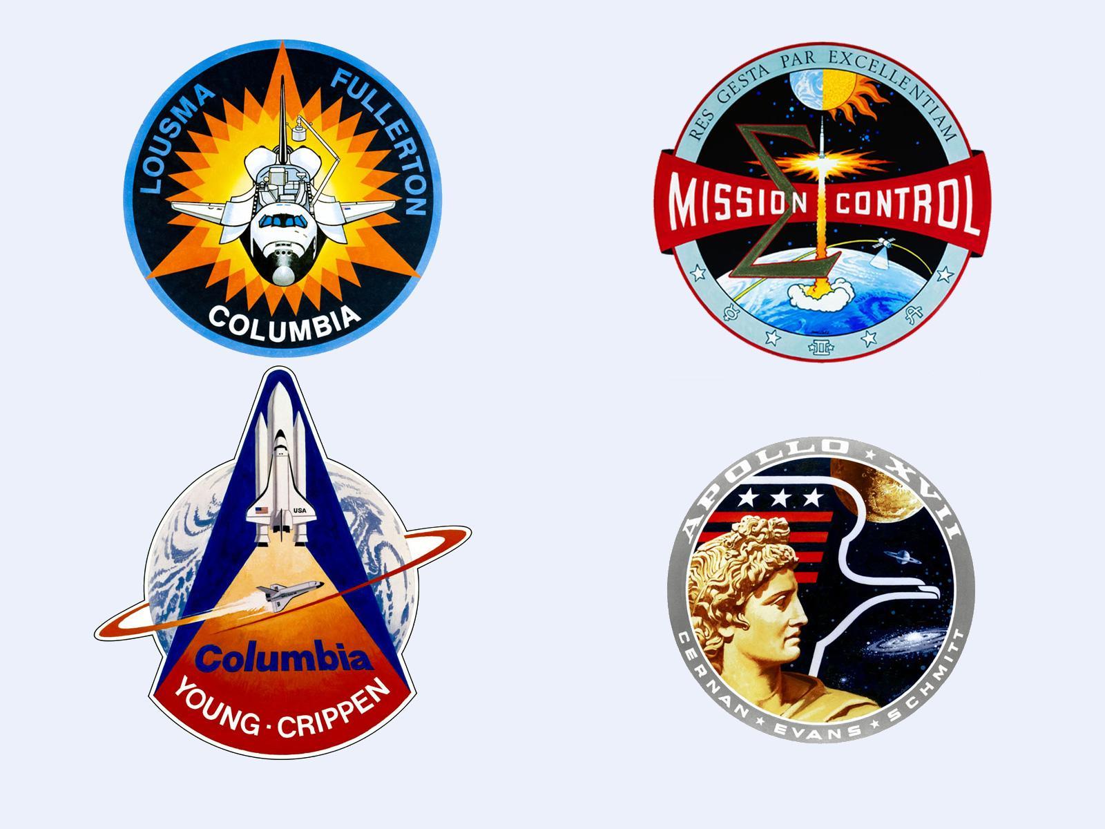 nasa flight insignia - photo #22