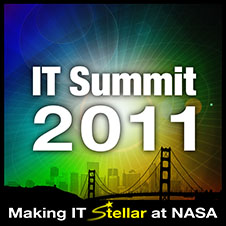 IT Summit: Making IT Stellar at NASA