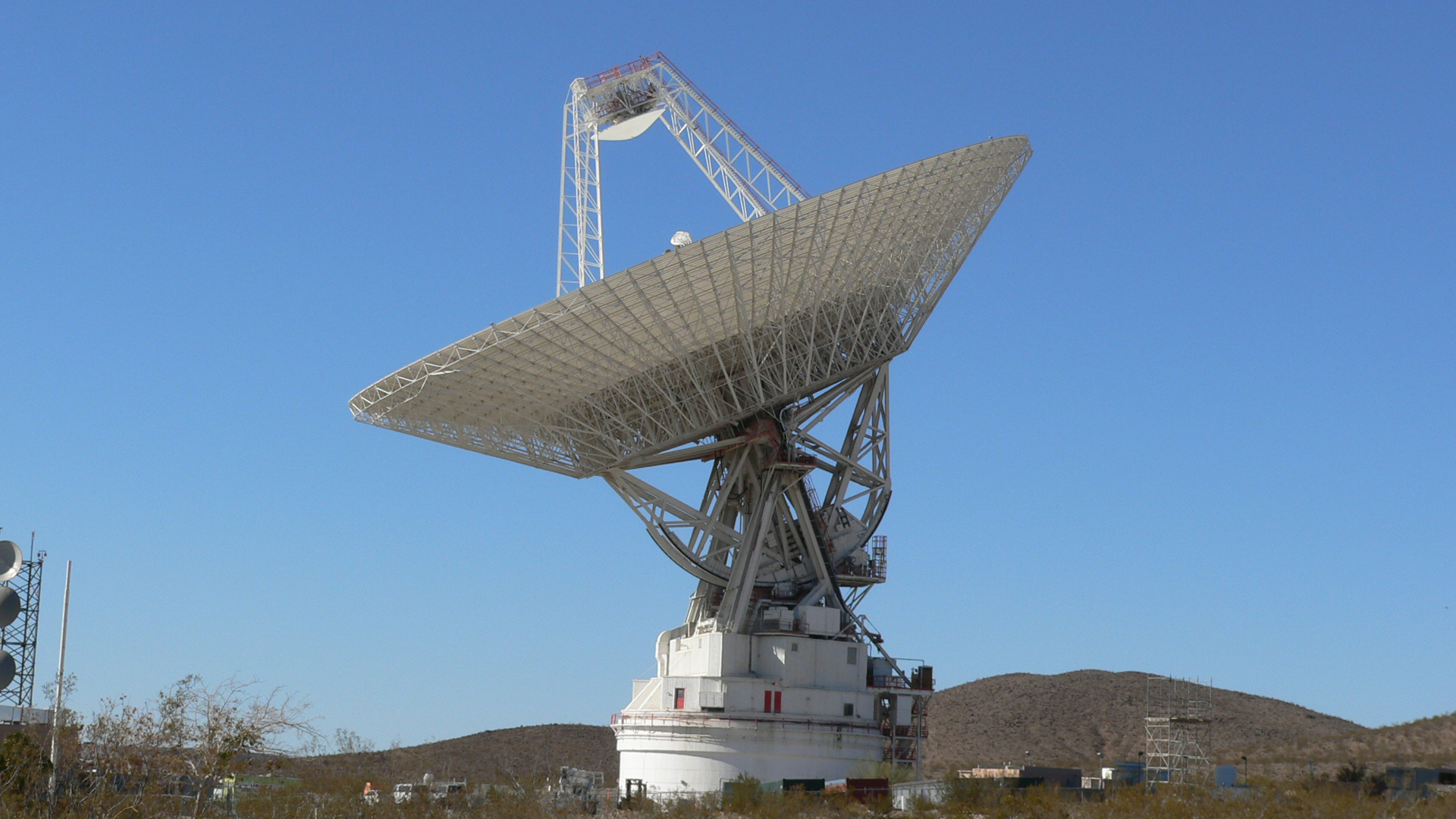 nasa satellite dish - photo #39