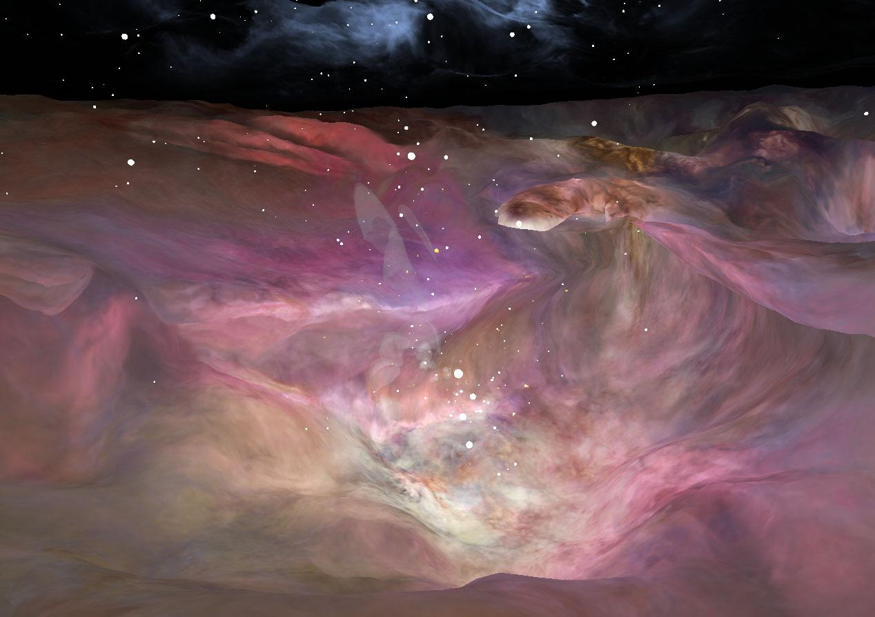 Orion Nebula In 3D Will Take Your Breath Away (PHOTO ...