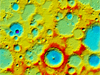 LOLA image of Tycho Crater