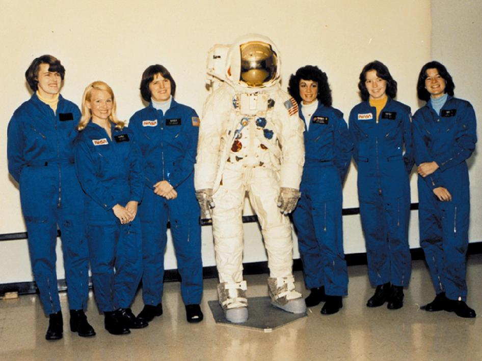 women of the space program astronauts - photo #11