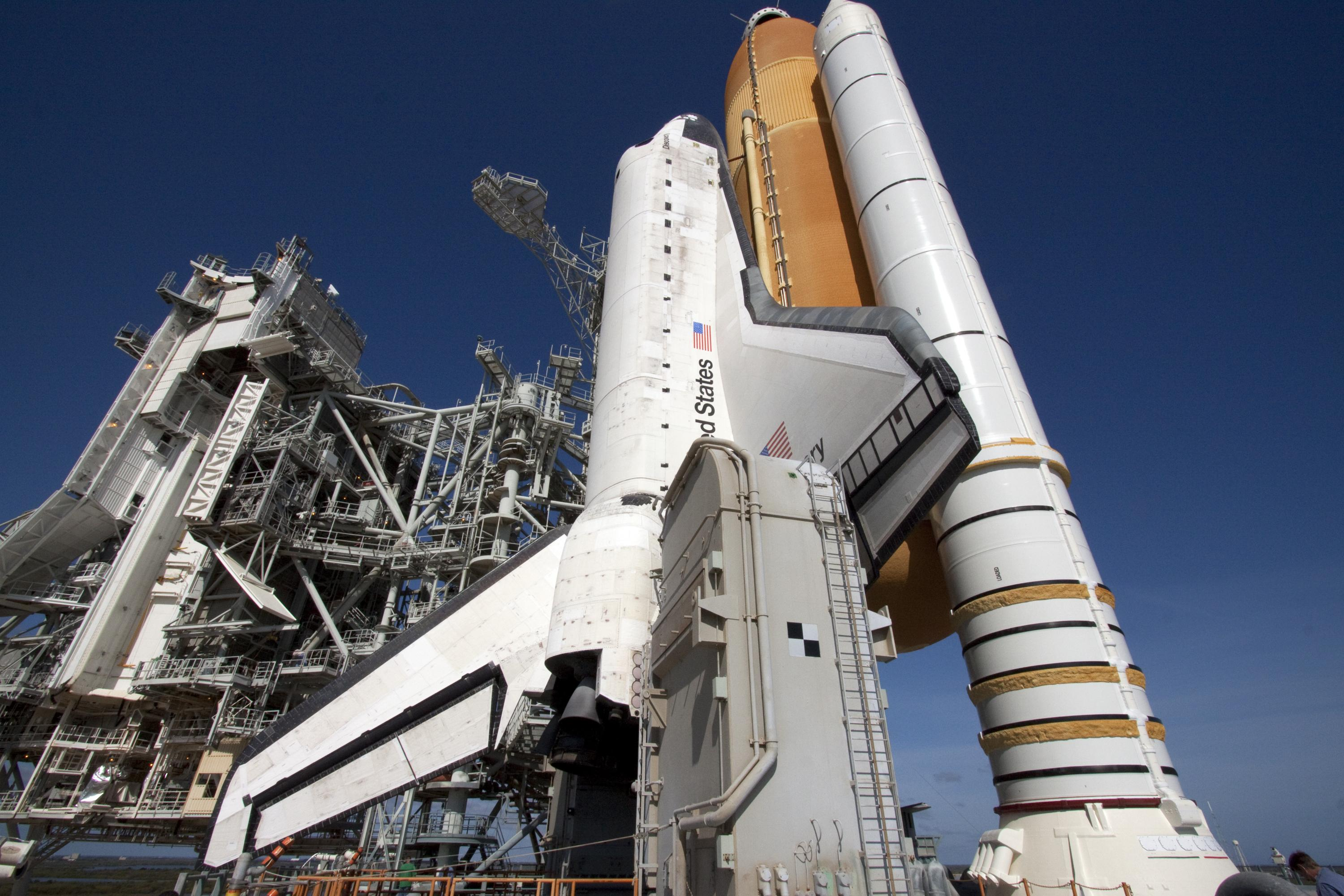 erste space shuttle mission - photo #4