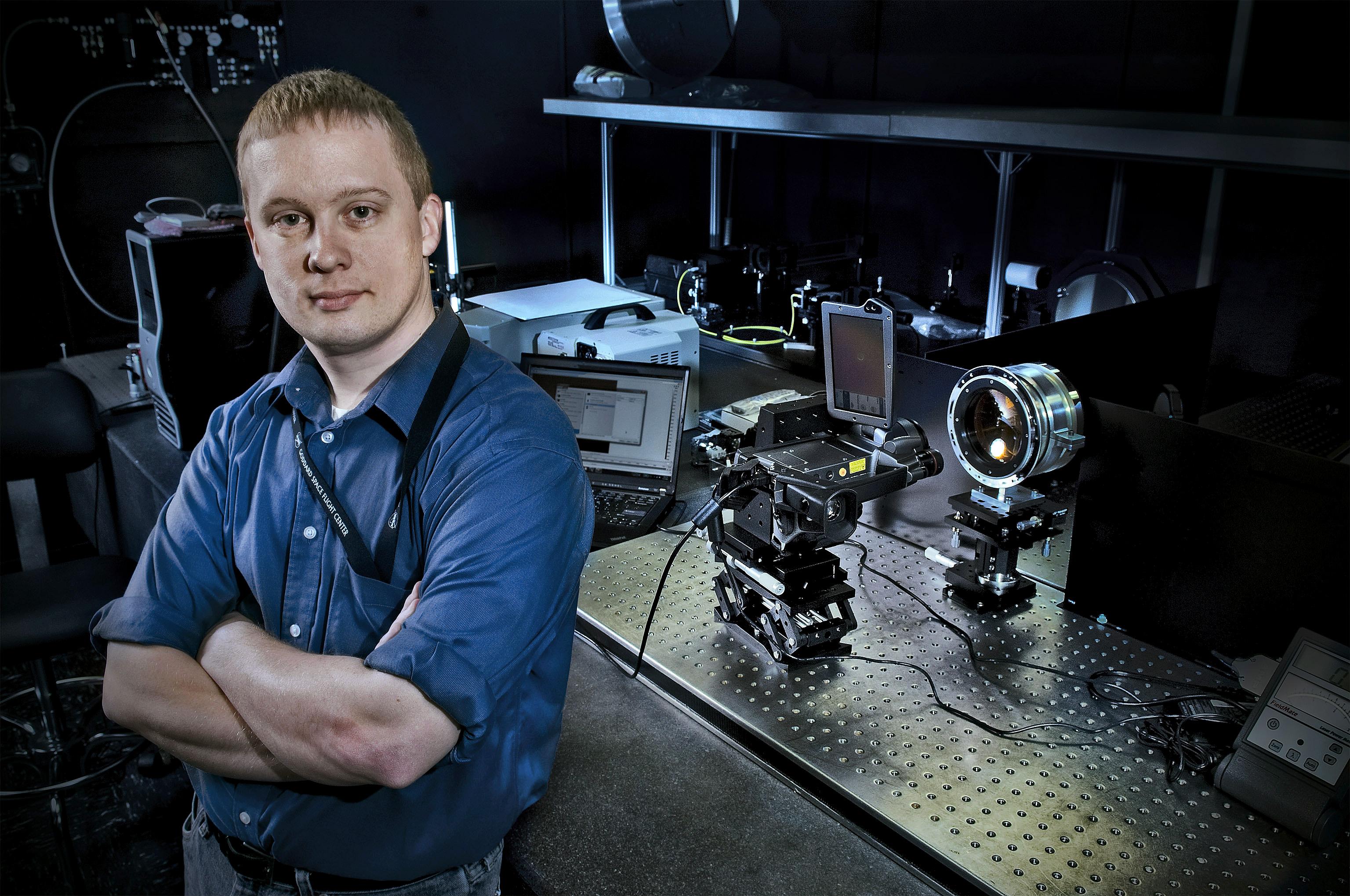 Two graduate students land prestigious NASA fellowships