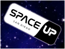 Graphic of SpaceUp Logo