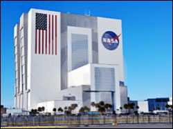 Photo of NASA Building