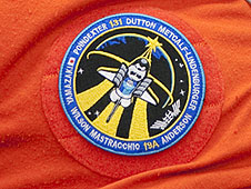The STS-131 mission patch