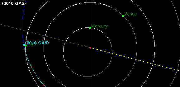 asteroid fly by earth tonight - photo #15