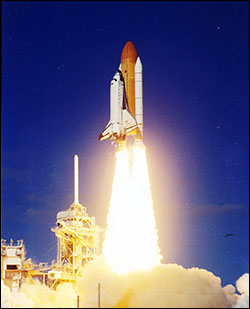 Photo of STS-107